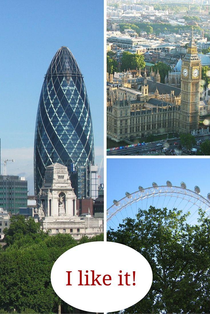 London - I like it