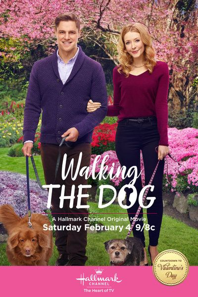 8. Walking the Dog - Hallmark movie