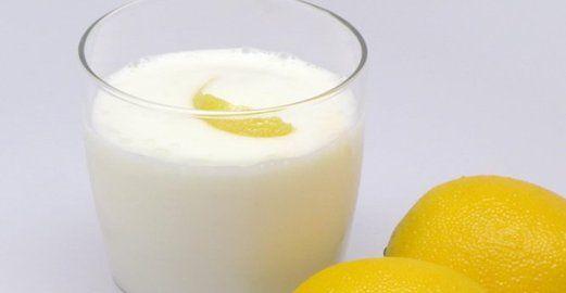 Caipirinha Cremosa de Limão