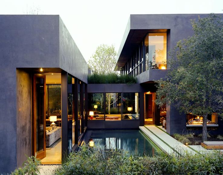 1000 ideas about modern architecture on pinterest for Amazing architecture houses