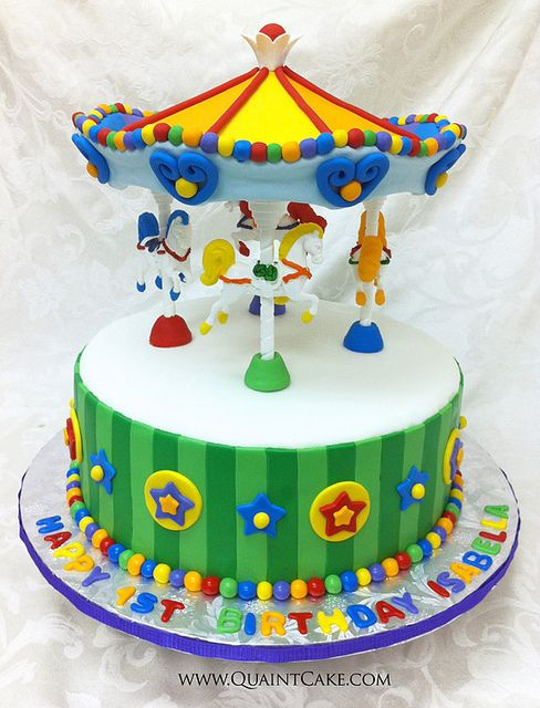 Cake Decorating Carousel : 26 best Cake Ideas images on Pinterest