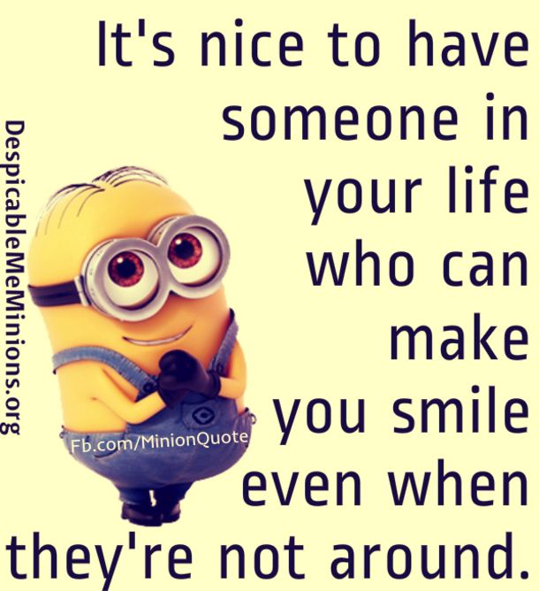 Valentines Day is the day to spread love! We have 60 Valentine's Day Minion Love Quotes that will help express different views and thoughts of love for this special day.