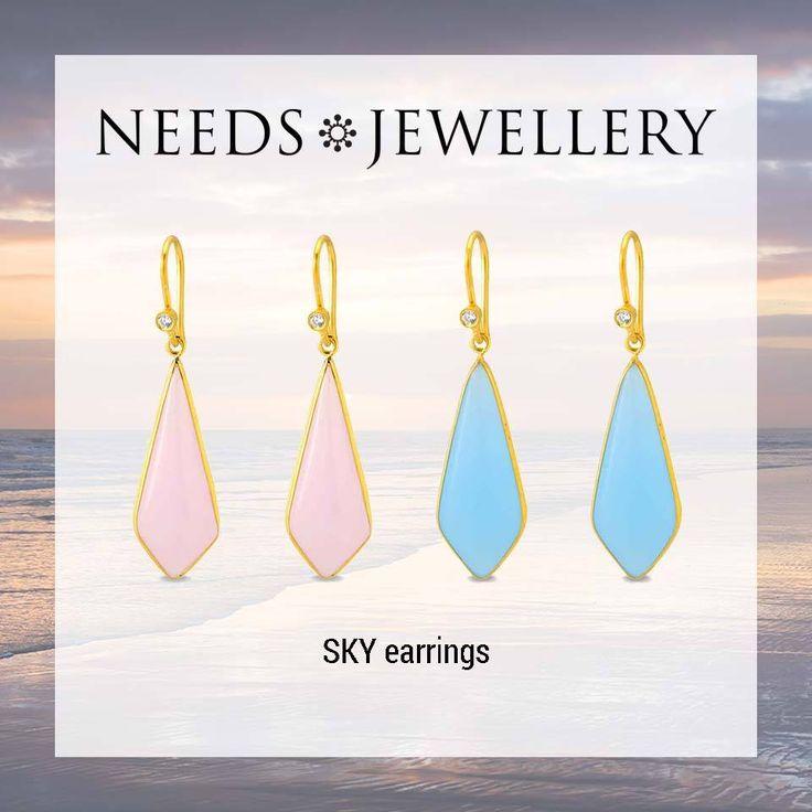 Summer summer summer and summer earrings in beautiful colors see them all on the webshop and get 10% in welcome discount.  #earrings #earring #jewelry #gift #giftsidea #fashionable #handmade #uniqueearrings #earstuds #goldplated #Sterling #silver #sky #NEEDSJEWELLERY