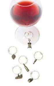 True Fabrications Charming Winery Charms