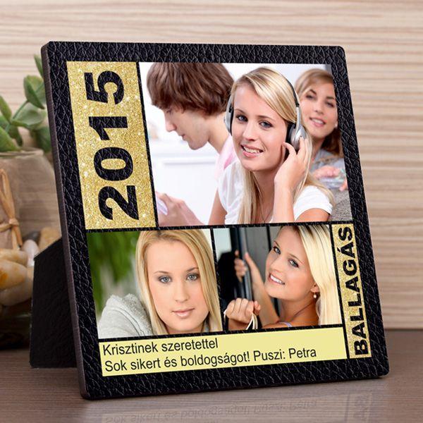 Ballagási emlék nem csak 1 szép csokor lehet. A ballagó diák vagy az osztálytársak fényképével díszített fényképes fotópanel szintén örök emlék lehet, melyet akár még az unokák is megcsodálhatnak. Egyedi fényképes ballagási szalaggal kombinálva szép ajándék lehet a ballagó kisdiáknak.