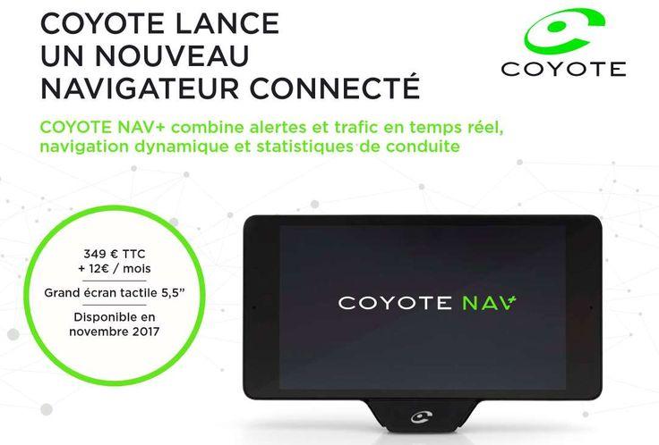 Souvent quand on prononce le mot Coyote on pense de suite à la société française qui a créé les avertisseurs de radar. Désormais le terme ne peut plus être utilisé pour raison juridique. Avec COYOTE NAV+, la société apporte une nouvelle solution de guidage.  Le marché du GPS a bien évolué! Non... https://www.planet-sansfil.com/ifa-2017-coyote-lance-nouveau-navigateur-connecte-coyote-nav/ coyote nav+, GPS, sans fil, Wireless