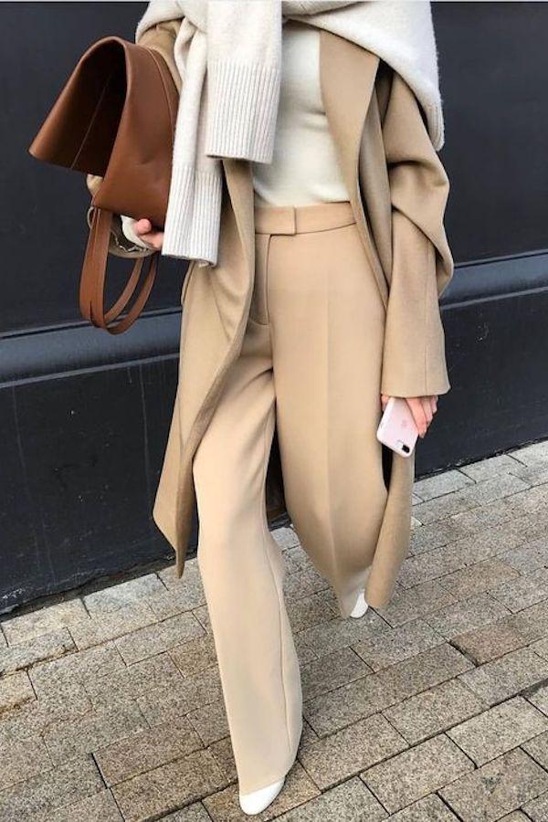 Entdecken Sie mehr als 30 minimalistische Outfit I…