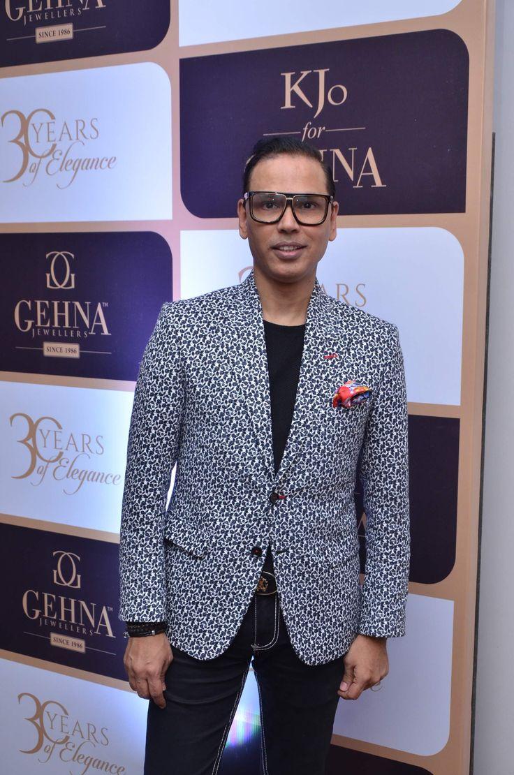 Troy Costa #GehnaTurns30 #KjoForGehna #Bollywood #Celebrities #Jewellery