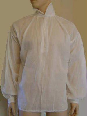 men's regency shirt - simple, practical, and hot :)