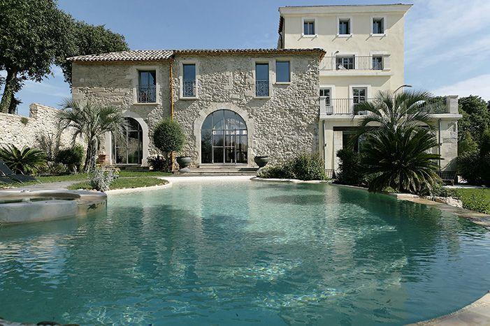 Le Domaine de Verchant. Hôtel et restaurant dans un vignoble. Montpellier. #relaischateaux #domainedeverchant #verchant