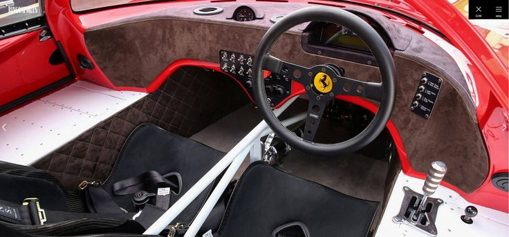 1966 Ferrari 330 P4 Recreation