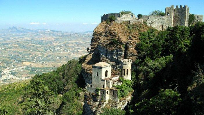 Эриче (о. Сицилия, Италия)