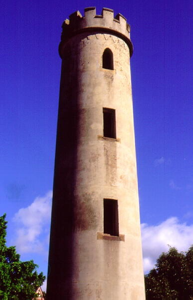 Leading light - Beacon tower Newcastle NSW - Learn the history here http://www.abc.net.au/local/stories/2012/03/27/3464691.htm