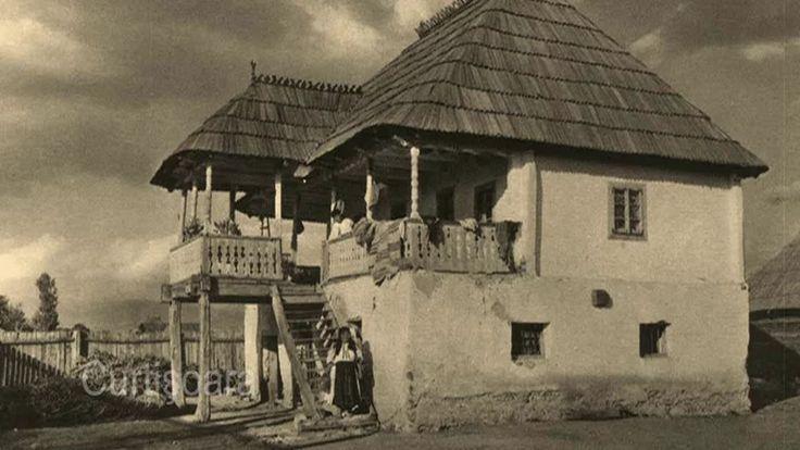 Kurt Hielscher. Romanian traditional houses (1933)