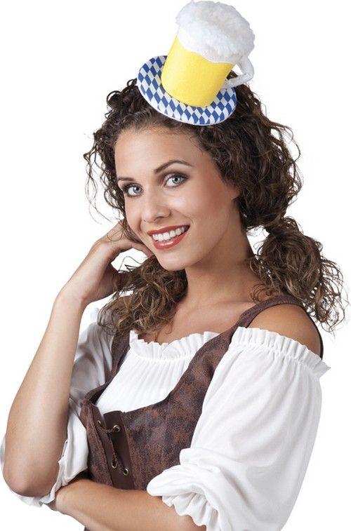 Mini sombrero jarra de cerveza adulto : Vegaoo, compra de Sombreros. Disponible en www.vegaoo.es