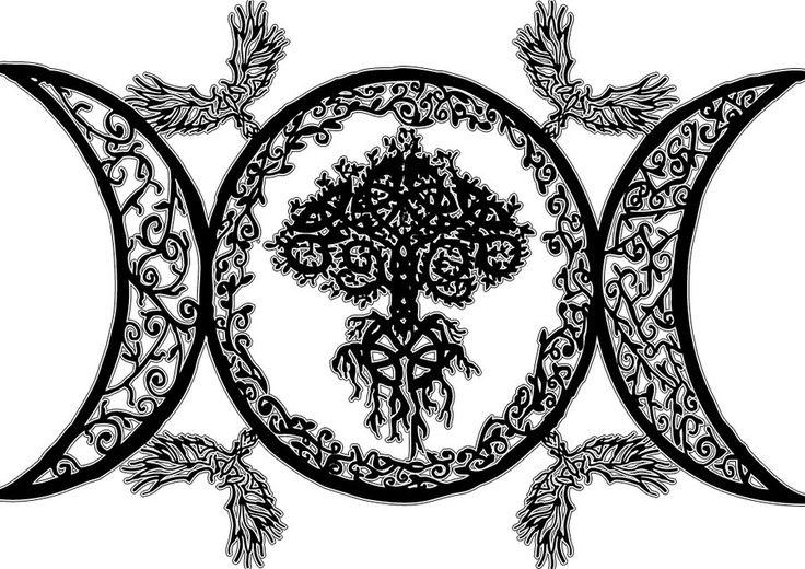 Tattoo Idea - Pagan Art | Tattoo design ideas | Pinterest ...