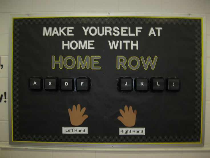 technology bulletin board