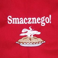 "So what does Smacznego mean?  The direct translation is ""tasty"" but it also means wishing your guest a ""tasty meal""."