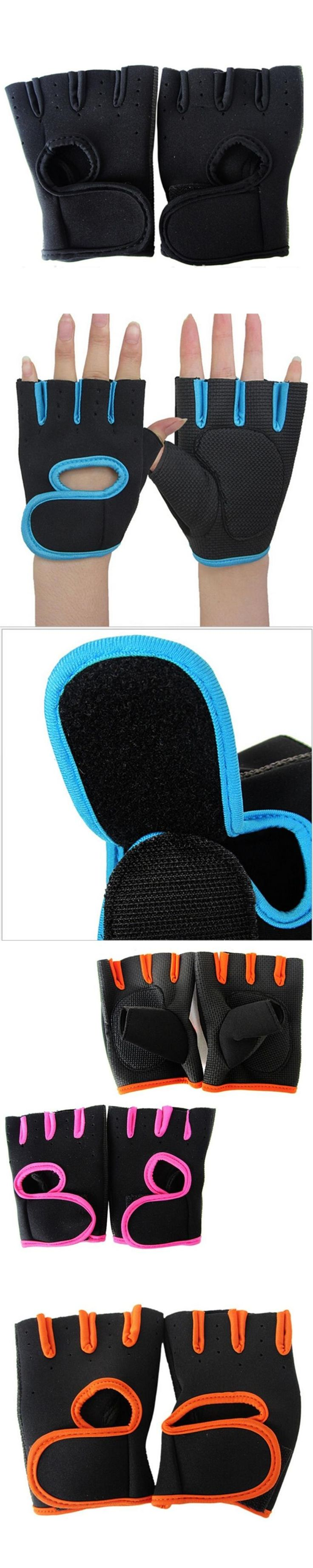 New Men Women's Fitness Exercise Workout Weight Lifting  Gloves   Glove