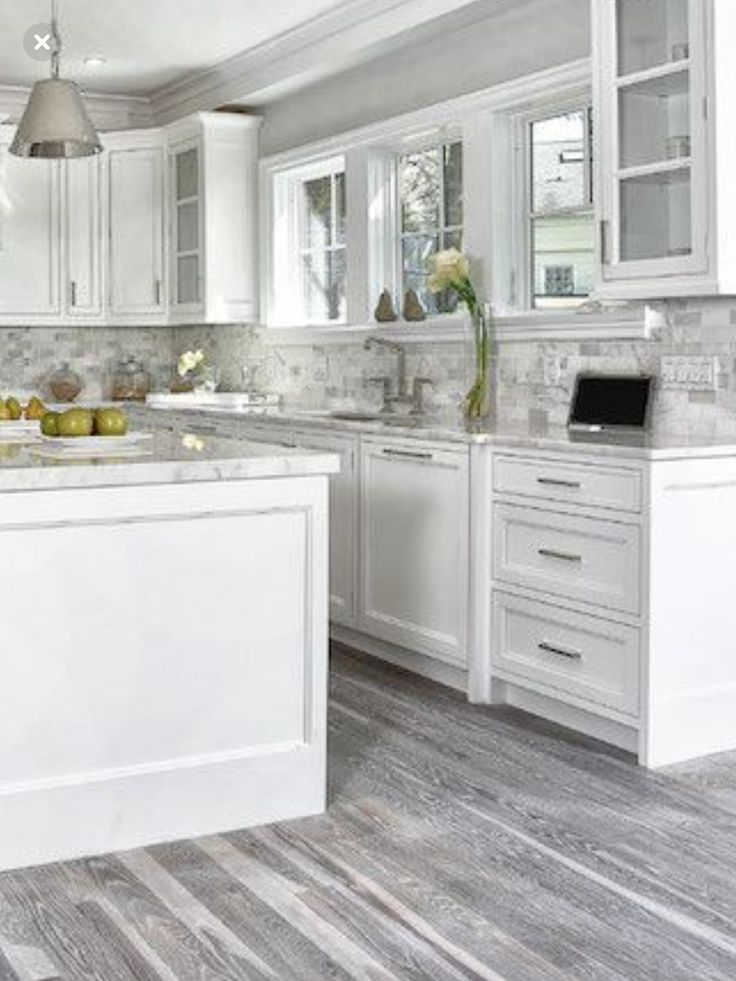 Grey Floors White Cabinets Grey Kitchen Walls White Cabinets Grey Kitchen Walls Grey Kitchen Floor
