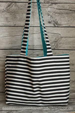 Freebook Strandtasche, große Tasche
