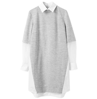 Layered Sweat Dress ¥23,100