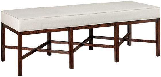 Martha Stewart Living™ Lombard Long Bench - Long Benches - Entryway Furniture - Furniture -   Martha Stewart Living Furniture | HomeDecorators.com    @Home Decorators Collection