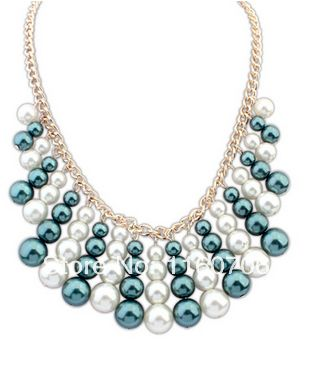 New accessories four layers pearl necklace sweet short design chain collar pendant necklace 2N292-in Chain Necklaces from Jewelry on Aliexpress.com   Alibaba Group