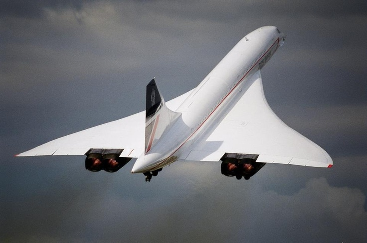 British Airways Concorde. Quite simply the most beautiful aircraft ever. It always had grace and poise. It was always the plane to watch out for, the plane that was instantly recognisable.