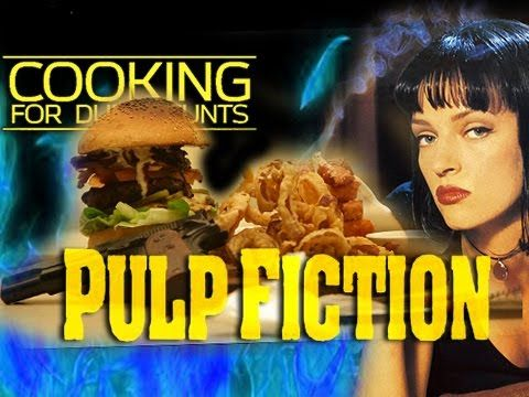 Cooking for PULP FICTION C*nts with Chef Masterc*nt