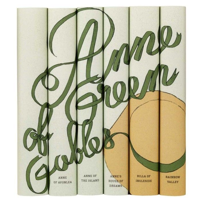 Anne of Green Gables Anne of Avonlea Anne of the Island Anne's House of Dreams Rilla of Ingleside Rainbow Valley