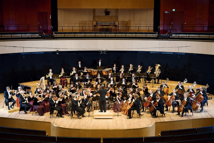 The Sibelius Hall provides excellent acoustics and a great view. ©Lahti Symphony Orchestra