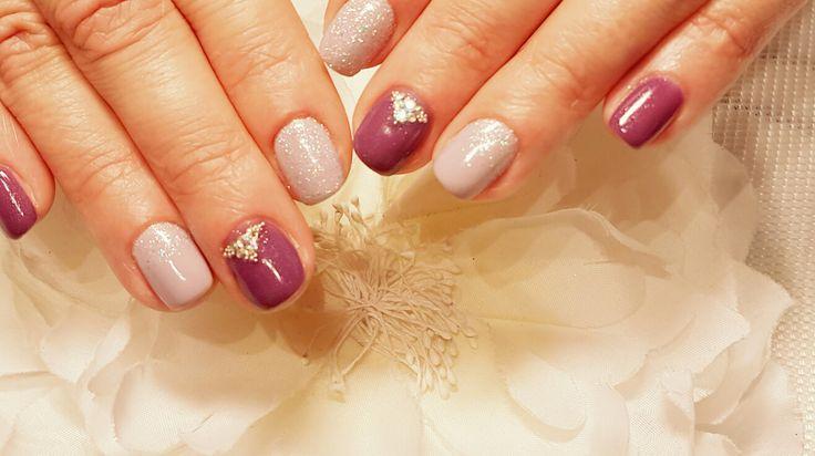 #kestolakkaus #nails #nailart #nailpolish #winternails