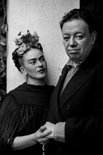 Frida and Diego in Tizapán, 1937_Collection Promotora Cultural Fernando Gamboa A.C._Nickolas Muray Photo Archives