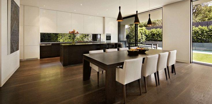 gambar kitchen set built in