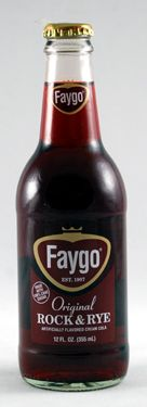 Faygo Original Rock & Rye (my favorite flavor) Made in Detroit