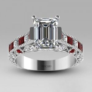 Cool Cheap princess cushion cut diamond engagement rings rose gold engagement rings and three stone engagement rings sale online