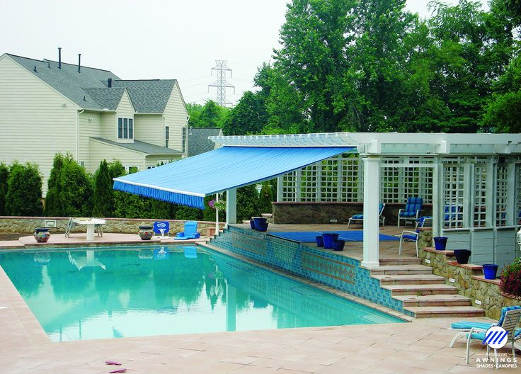 A Hoffman Provides Retractable Awnings Including Motorized For Homes Businesses And Storefronts Throughout MD DC