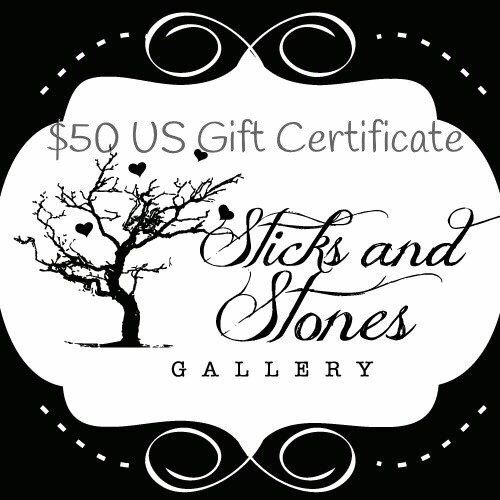 A personal favorite from my Etsy shop https://www.etsy.com/ca/listing/271221624/pebble-art-picture-gift-certificate
