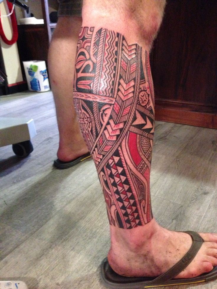 At last, my polynesian tattoo #samoan #tattoo | maori ...