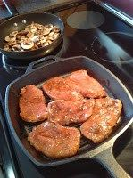 I LOVE recipes that include balsamic vinegar! Here is a delicious clean eating pork chop recipe that I found on the Clean Eating website. Let me know your thoughts when / if you try it!…
