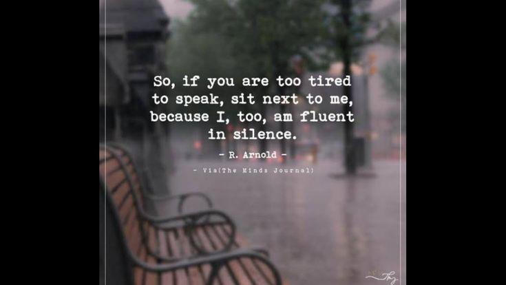 Silence                                                                                                                                                                                 More