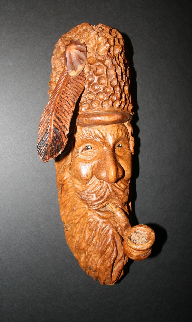 Best wood carving mountain man images on pinterest