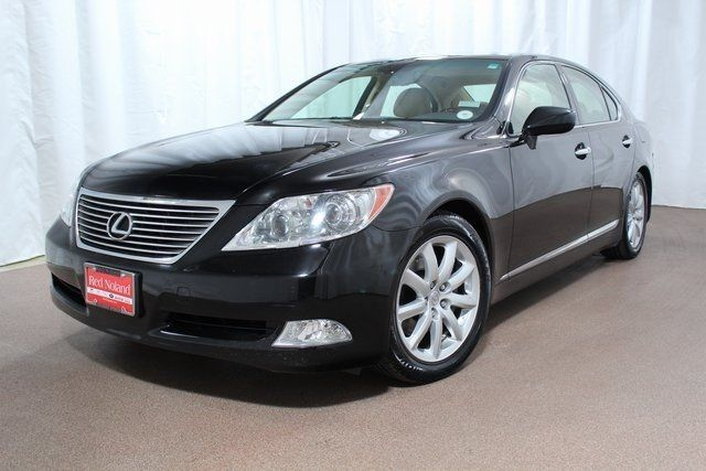 Luxurious 2007 Lexus LS460 For Sale Red Noland Pre-Owned