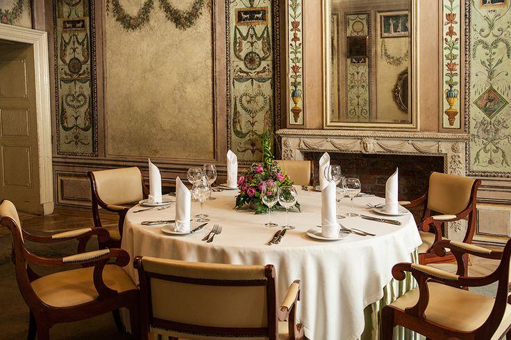 Pompeian Room #Wierzynek