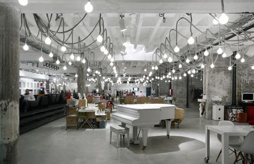 Supermarket Concept Store in Belgrade by reMiks: Design Spa, Supermarket Concept, Stores Design, Fashion Design, Interiors Design, Eating Places, Concept Stores, Design Studios, Design Blog