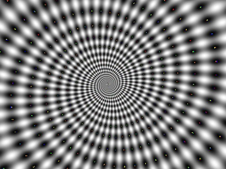 ♥ Optical Illusion