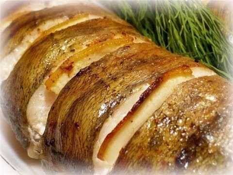 Вкусные рецепты приготовления судака в духовке - быстрый, в фольге, со сметаной