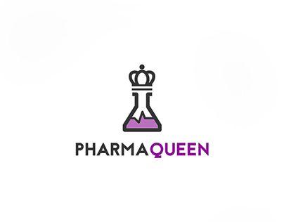 "Check out new work on my @Behance portfolio: ""Logo   Pharma Queen"" http://on.be.net/1hozJb1"