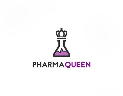 "Check out new work on my @Behance portfolio: ""Logo | Pharma Queen"" http://on.be.net/1hozJb1"
